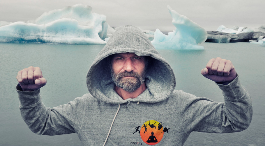 Wim Hof in Experts Talk over eetstoornissen, check www.isapower