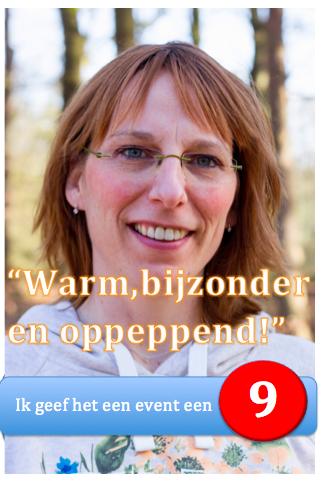 www.isapower.nl - het Once in a Lifetime event van ISA Power is voor mensen met eetstoornissen. Een echte aanrader!