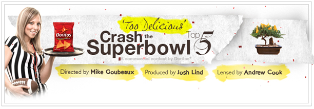 Crash the Super Bowl