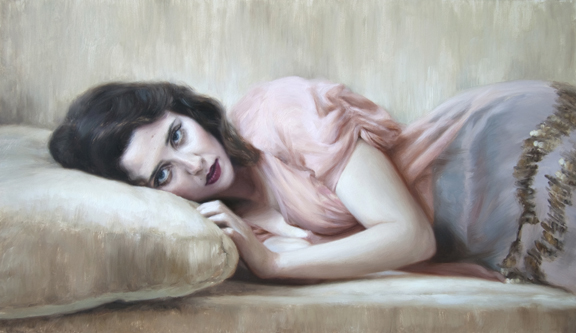 Copyright-AMY_LIND-Allure-14x24-Oil_Panel