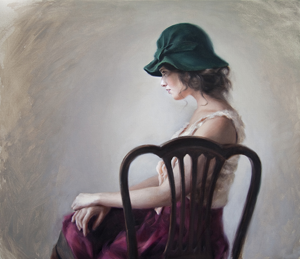 Copyright_Amy_Lind-Unveiling_Grace-24x28-Oil_Linen