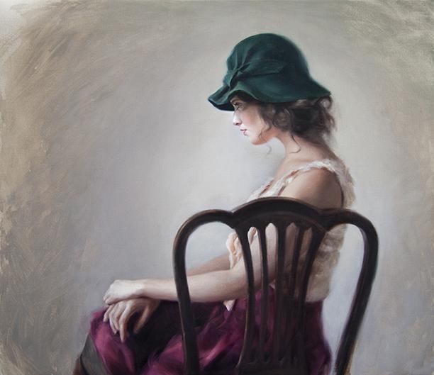 Copyright_Amy_Lind-Unveiling_Grace-24x28-Oil_Linen
