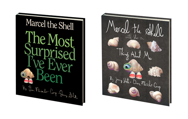 Amy Lind Marcel the Shell