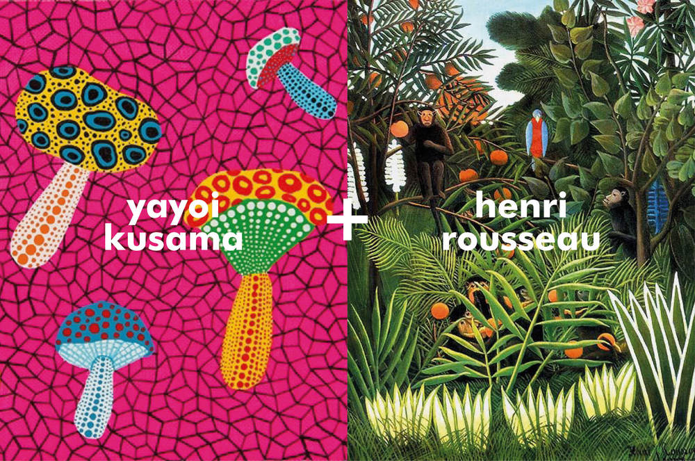 What if Kusama and Rousseau had a love child?