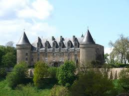 Le château de Rochechouart
