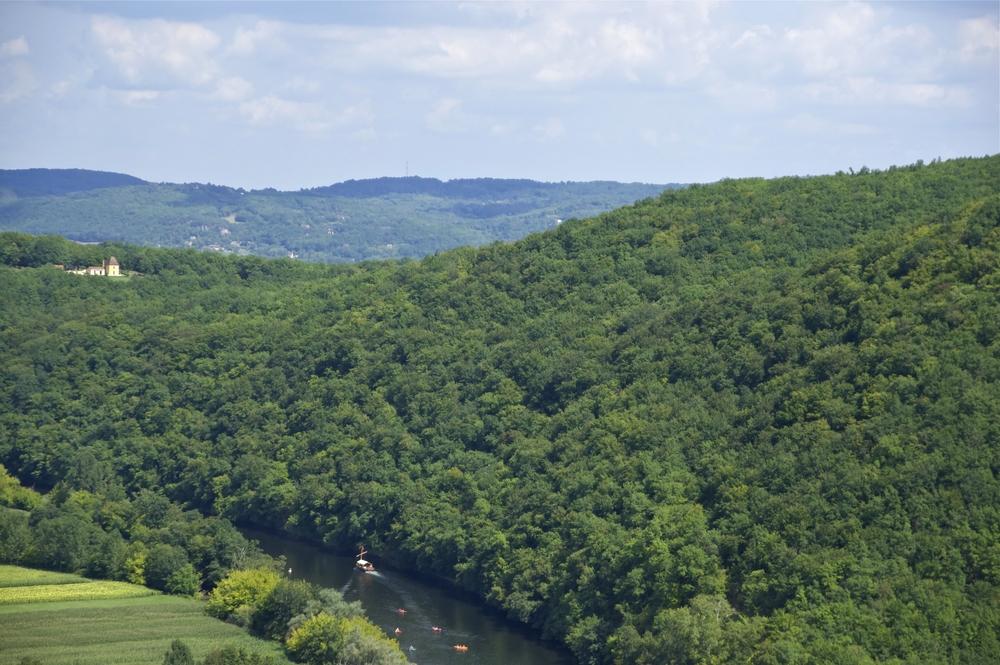 Dordogne River