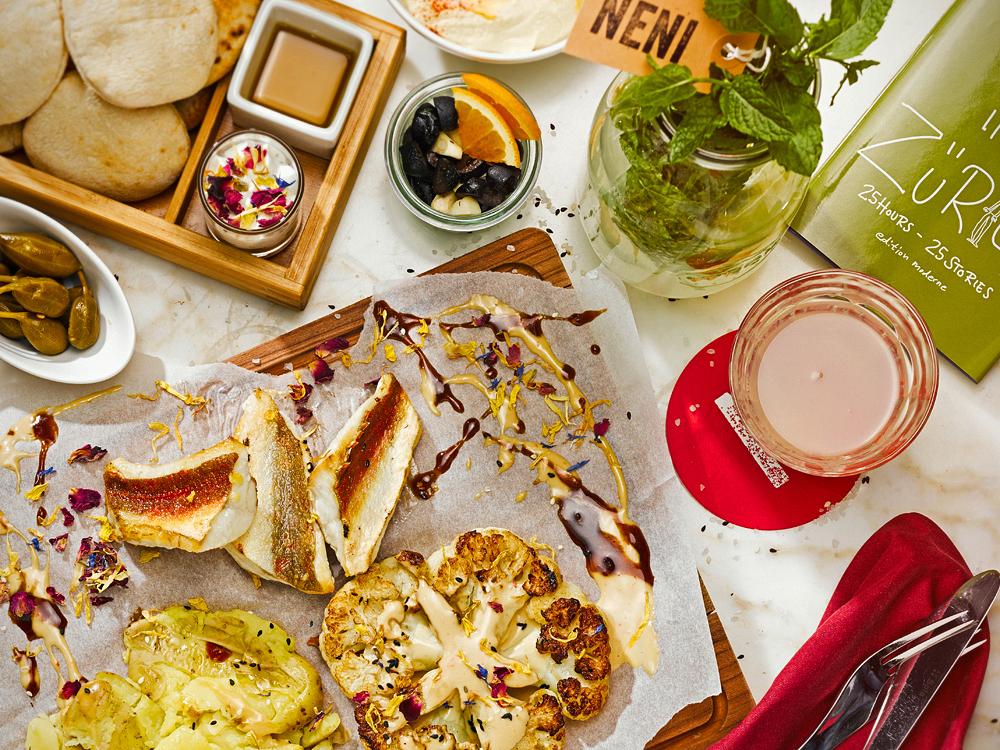 Neni – Isrealische Küche