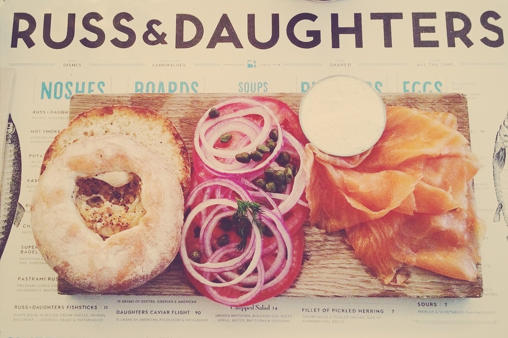 New York Russ and Daughters