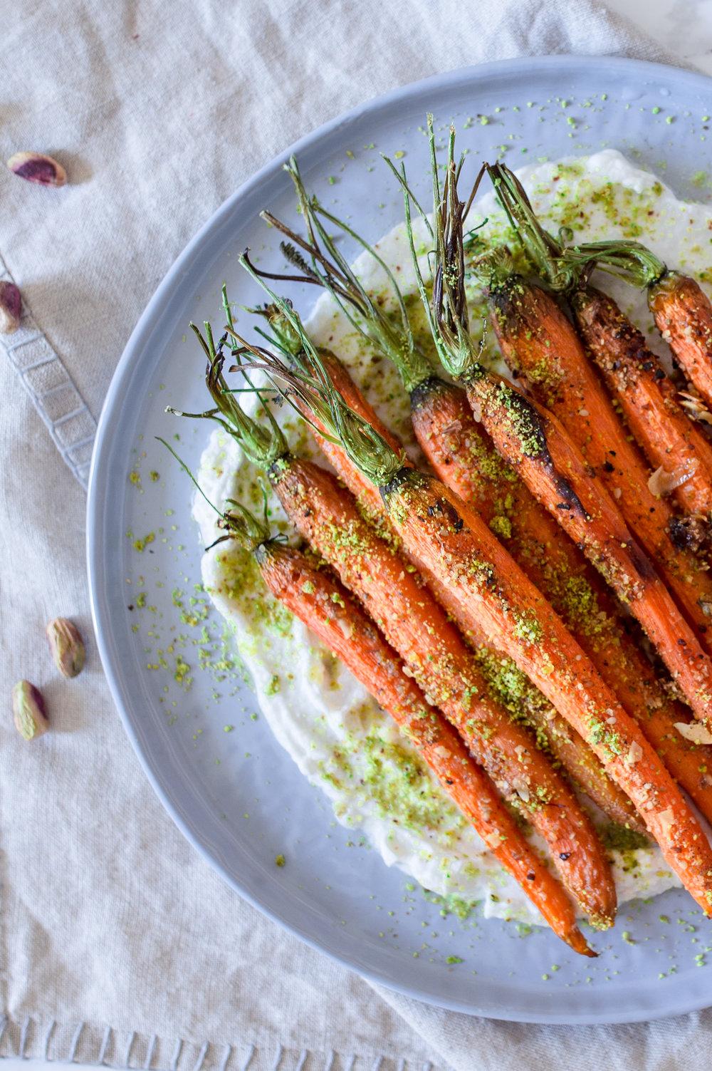 Karotten mit Kokosnuss Rezept