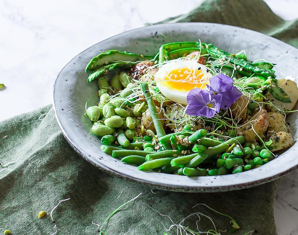 greenery bowl
