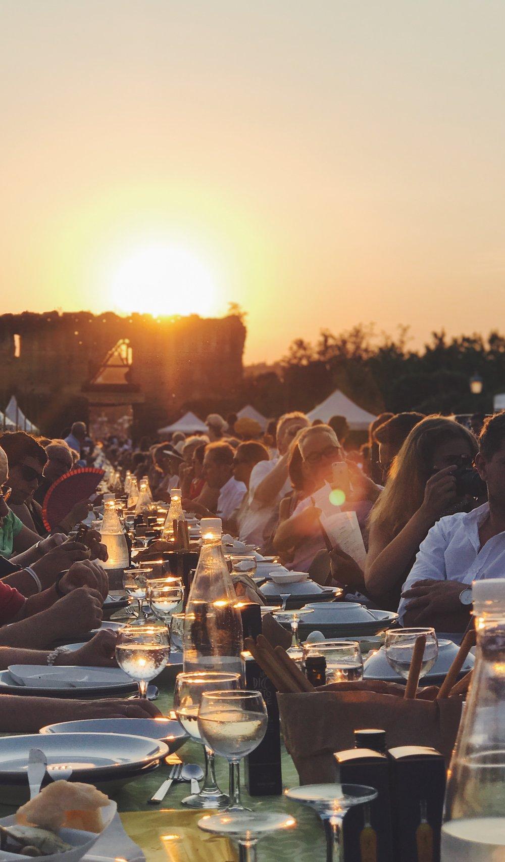 festa del nodo d'amore_italien_food festival