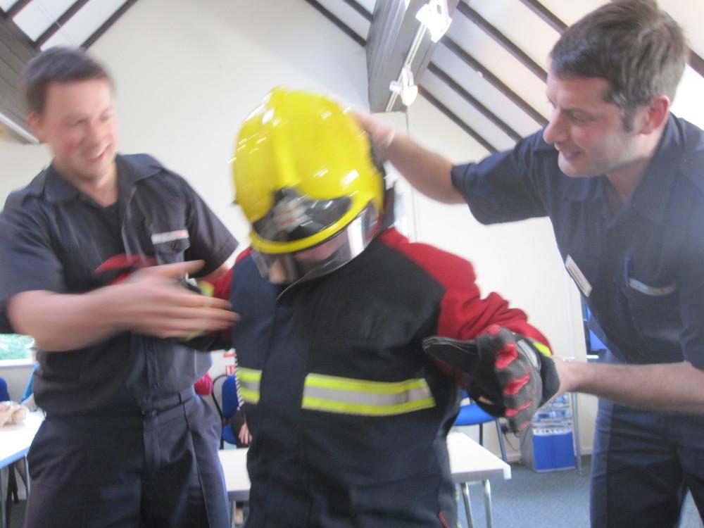 Fireman Jo
