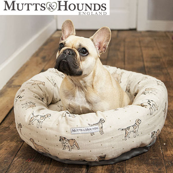 Mutts & Hounds - Fabric Collaboration