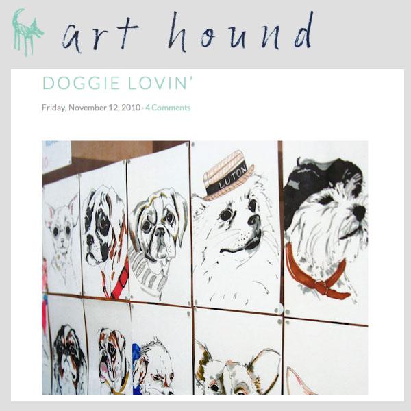Art Hound - Doggie Lovin'