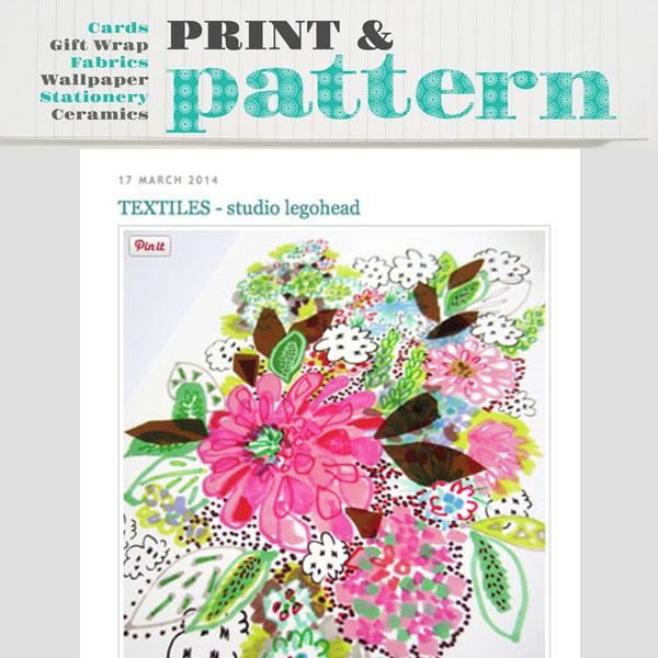 Print & Pattern - Textiles