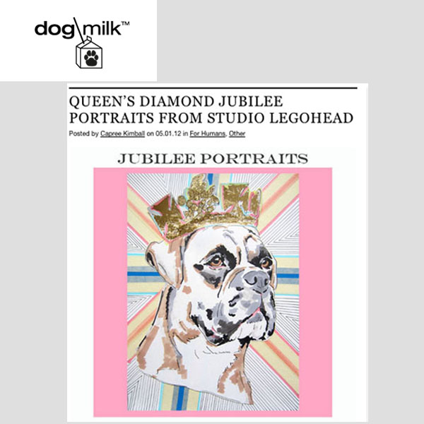 Dog Milk - Jubilee Portraits