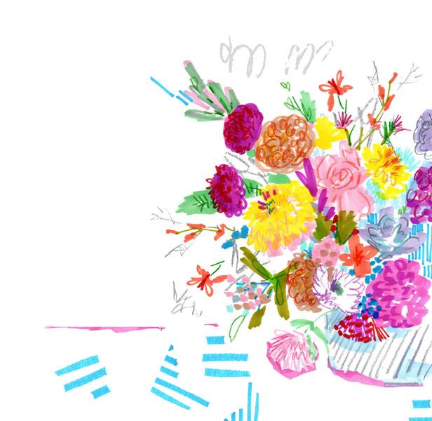 Floral Doodle With Vase.jpg