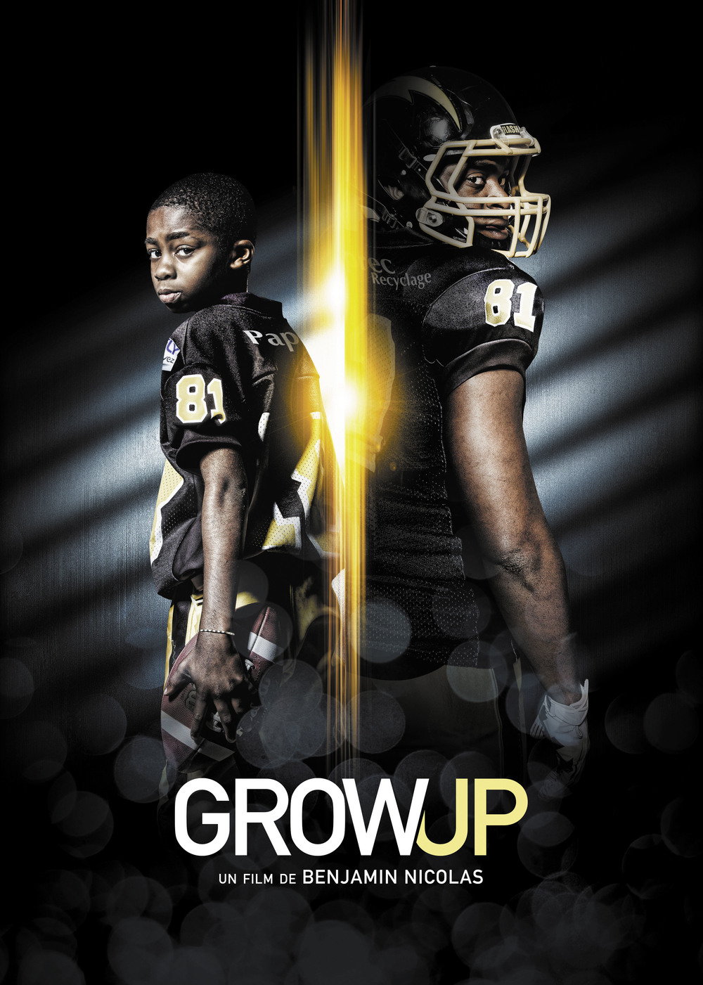 Grow Up - Official Poster
