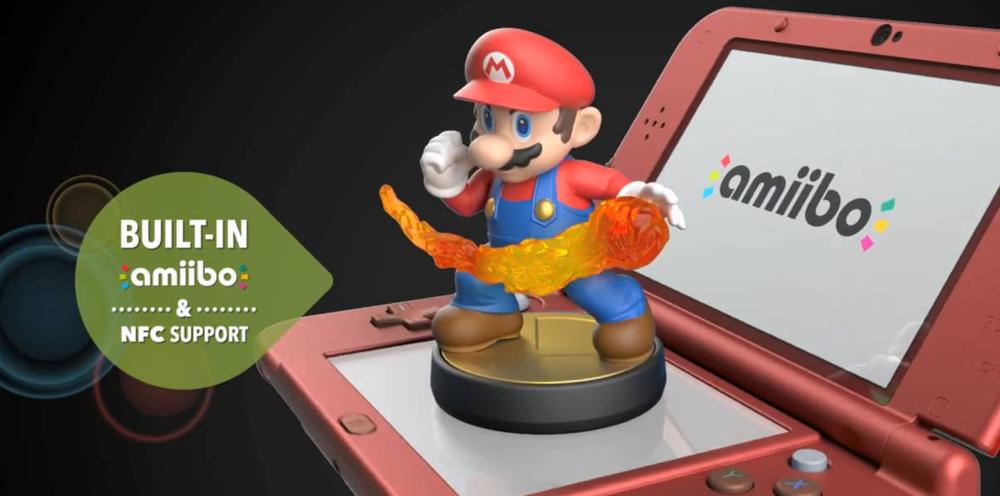 NEW NINTENDO 3DS TVC