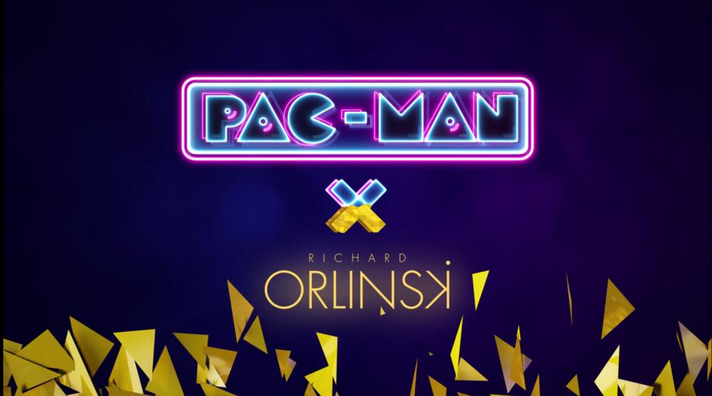 PAC-MAN X Orlinsky
