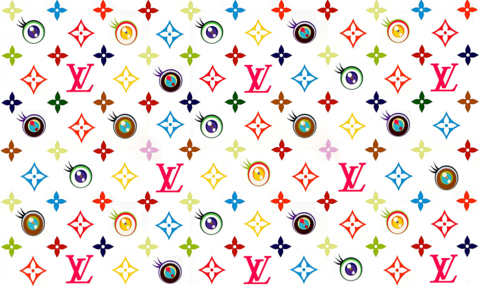 Takashi Murakami + Louis Vuitton