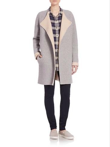 Theory coat - $740
