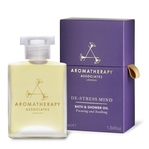 Aromatherapy Associates De Stress Mind Bath and Shower Oil $80
