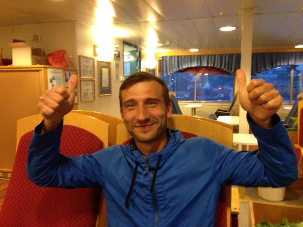 Sergej Kononov var sentral då Fogn imponerte med bortesiger over Stavanger Titan.