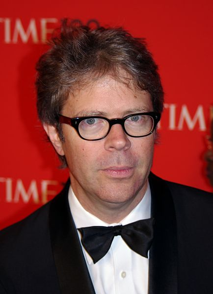 Author Jonathan Franzen