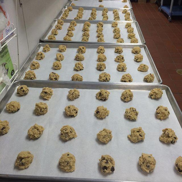Step 1: scoop! #thecookiecult