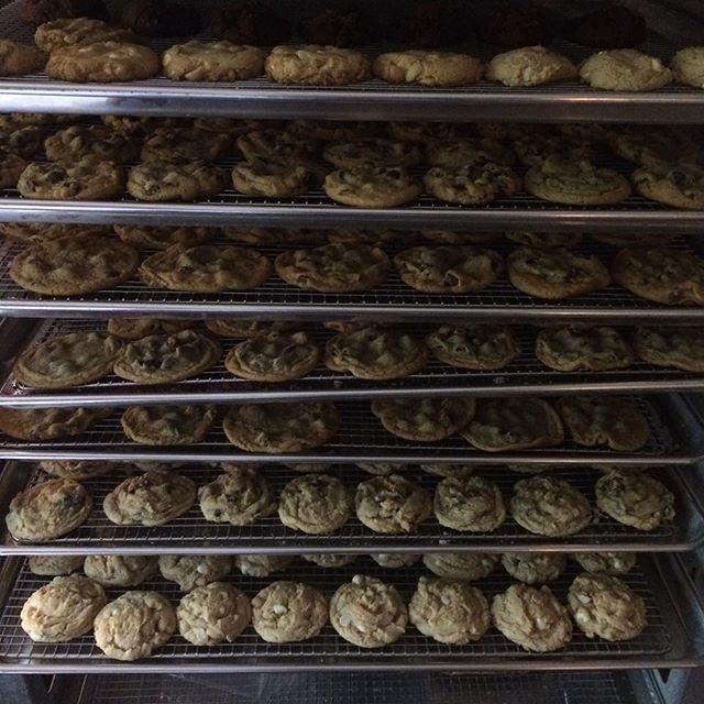 Cookies and cookies and cookies! #thecookiecult