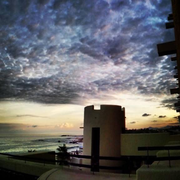 Obligatory sunset shot!