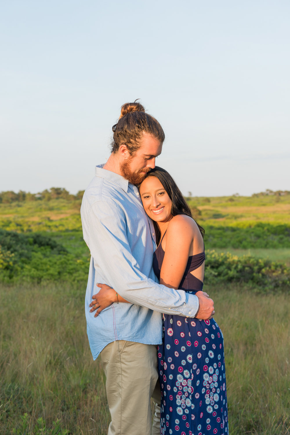 Nantucket Engagement Session