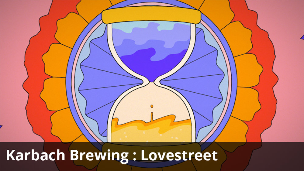 Karbach Brewing : Lovestreet