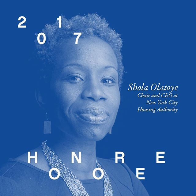 Our second #C4QTechBash honoree is Shola Olatoye, Chair and CEO of New York City Housing Authority (@NYCHAgram)! 🎊 See Shola speak at our gala on 10/18!  Visit the ➡️ link in our bio ☝🏽 to purchase your ticket!