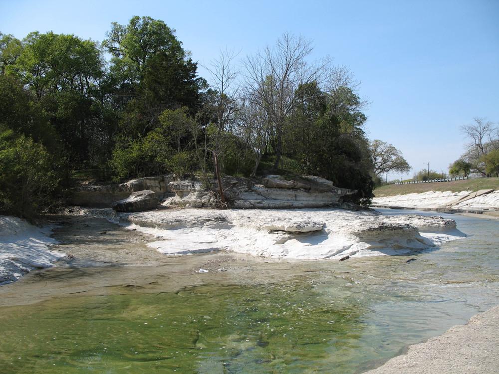 Duck Creek in Garland, Texas