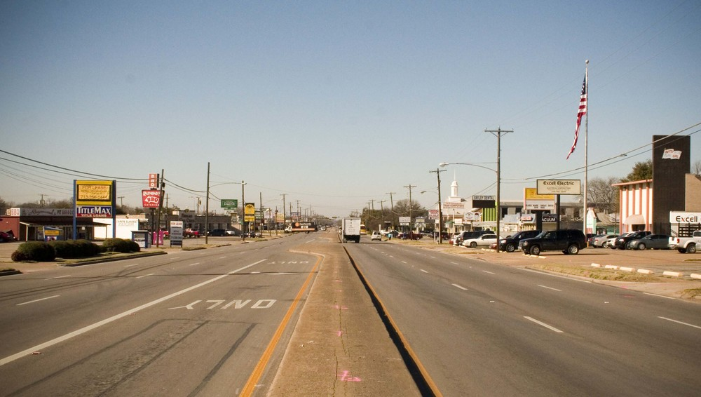 Garland Road Today: A Classic STROAD