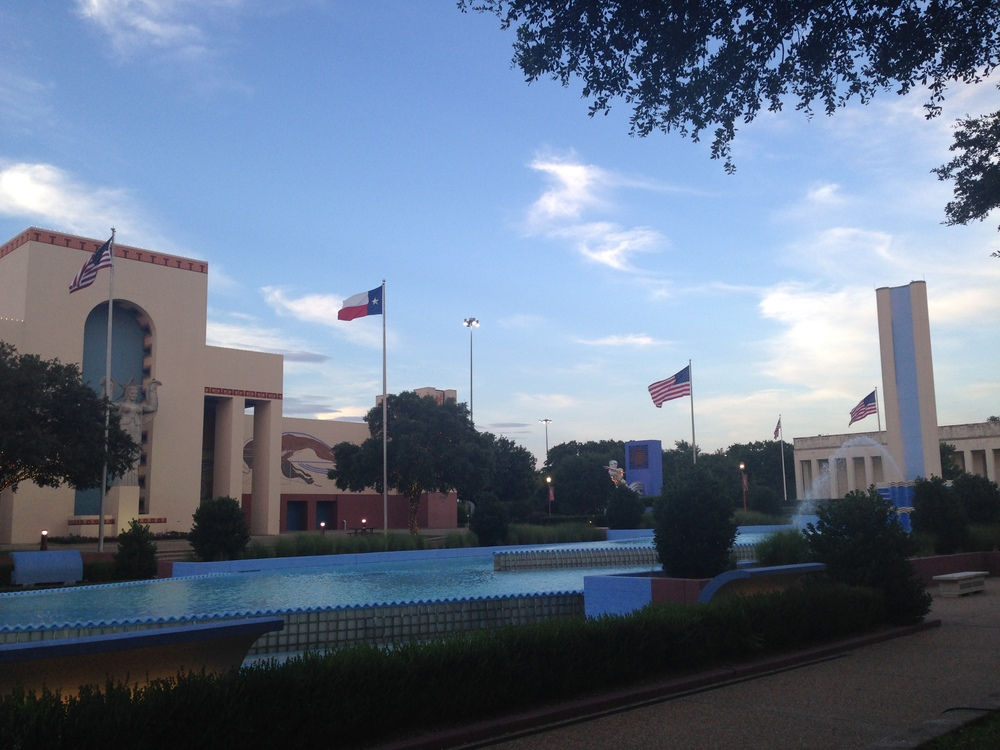 Fair Park, Dallas, Texas