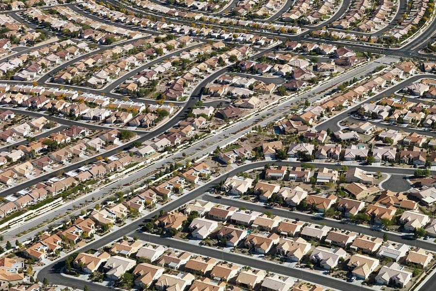 The new suburban pattern