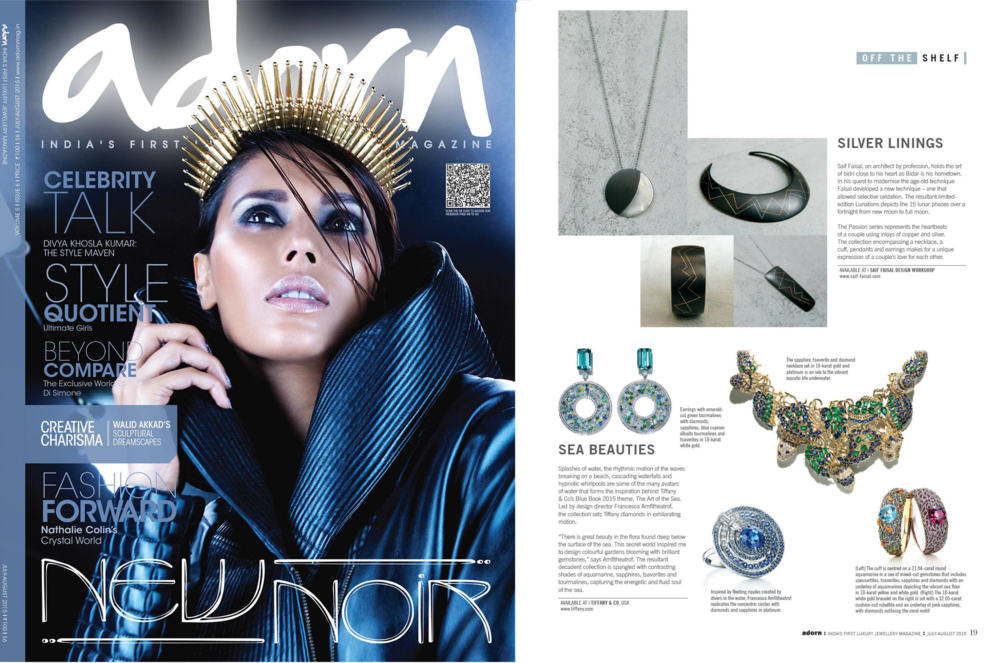 ADORN July-August 2015