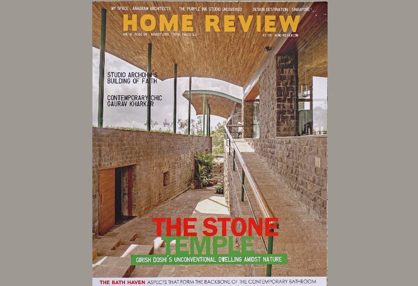 HOME REVIEW August 2015