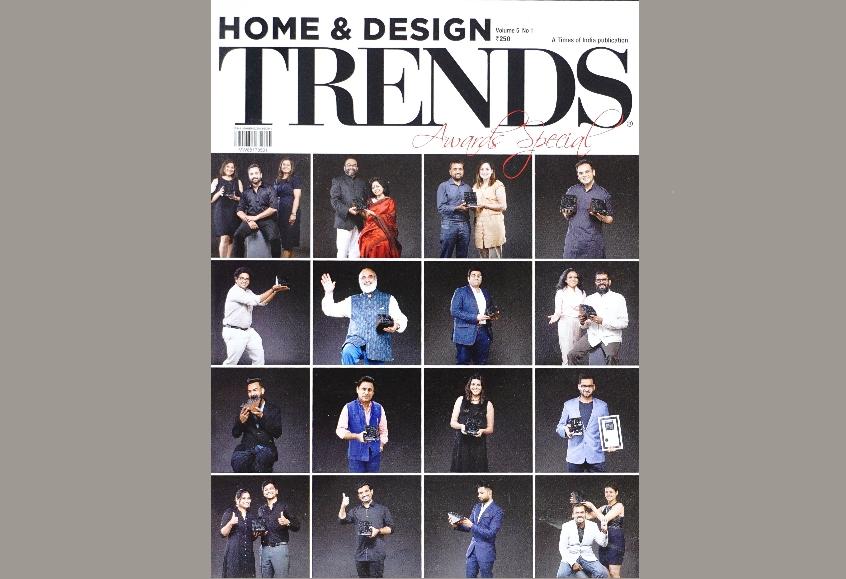 HOME&DESIGN TRENDS Volume 05#01