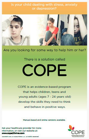 POSTER 1 - ALL COPE PROGRAMS