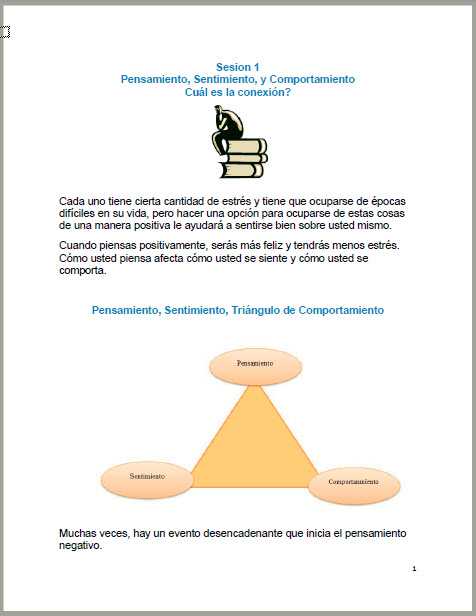 7-Session Teen            Student Manual - Spanish