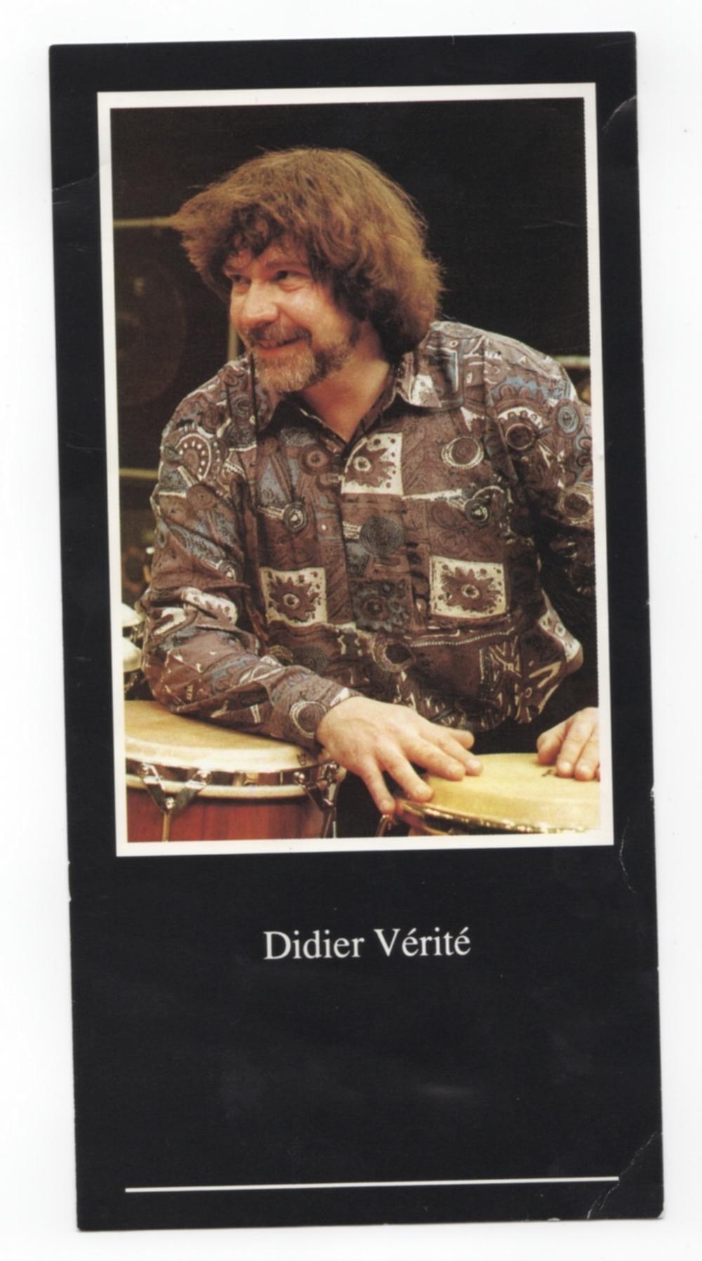 Didier Vérité