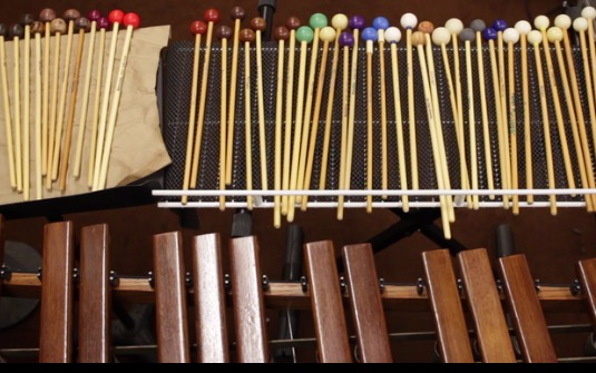 lots of mallets right here