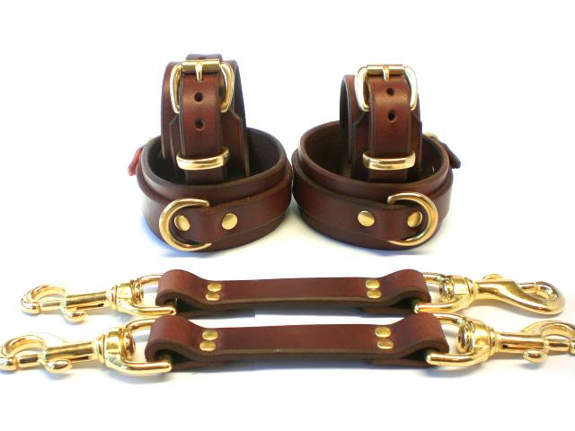 brown bridle