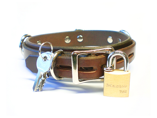 lockable w/padlock