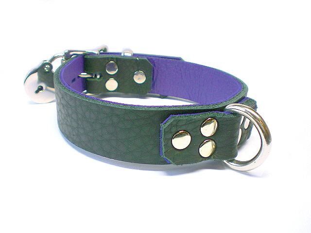 soft black w/purple inlay
