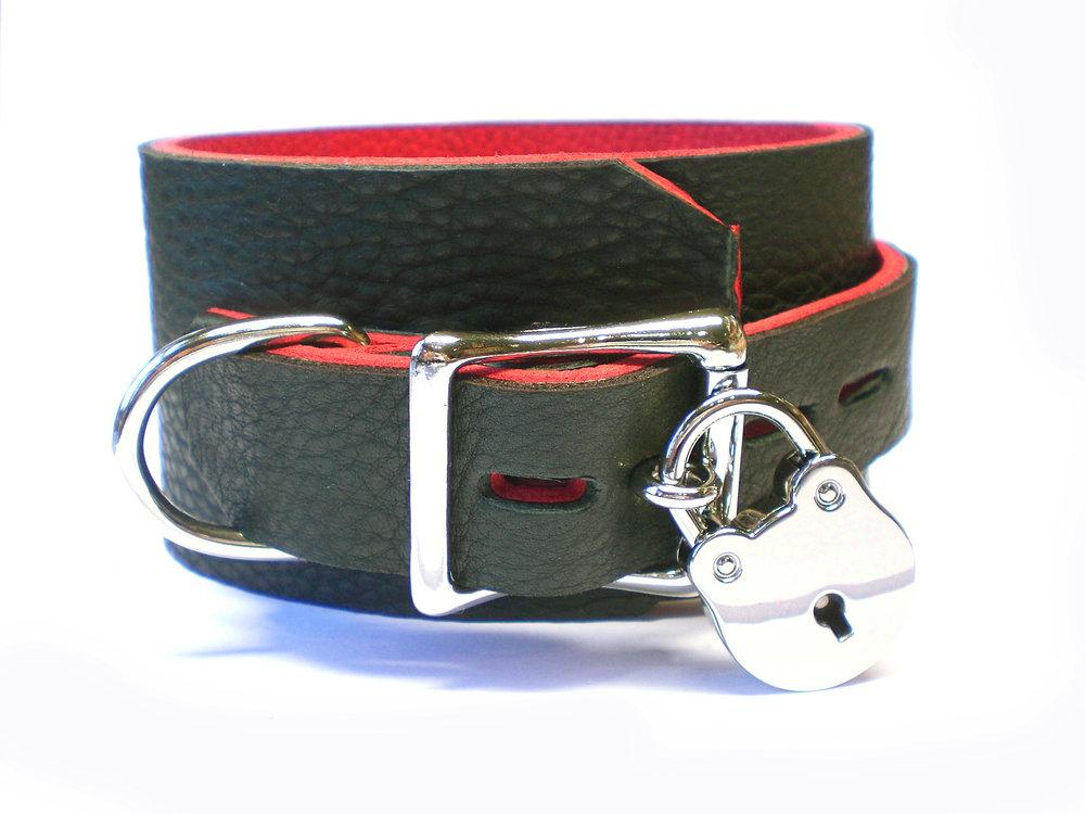 lockable buckle
